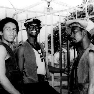 Radio Guerra Fredda puntata n° 7 - Bob Marley, la prima delle due. 1961 - 1974 The Wailers.