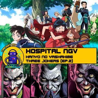 Yashahime y 3 jokers - review - 04 de octubre