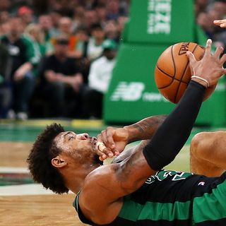 Injury Bug Bites Playoff-Bound Celtics Again