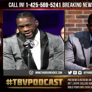☎️ Deontay Wilder Mandatory Defense Enforced By WBC🔥 Dominic Breazeale👀🤔