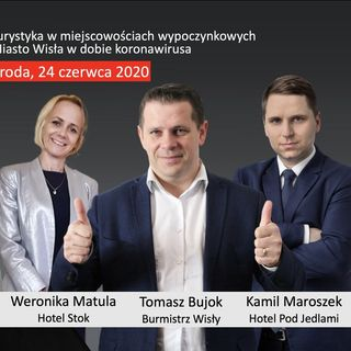 Goście Horeca Radio odc. 71 - Turystyka w miejscowościach wypoczynkowych - Wisła