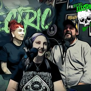 Necro Electric EP 84 | The Horse Glove with guests Mike Hamilton and Aaron Ayers