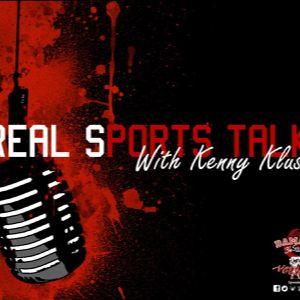 RealSportsTalk w/ Kenny Kluska