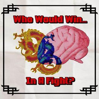 WWWIAF: Bruce Lee vs. Krang