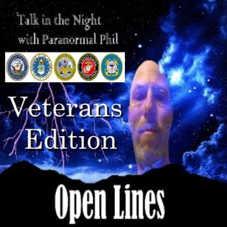 Open Lines Veterans edition