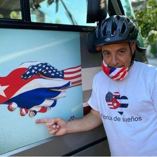 Exclusiva con Carlos Lazo desde La Habana