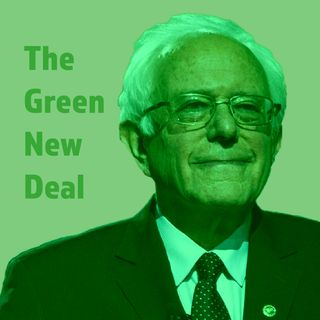 Bernie's Green New Deal