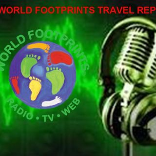 World Footprints Travel Report - 8/01/14