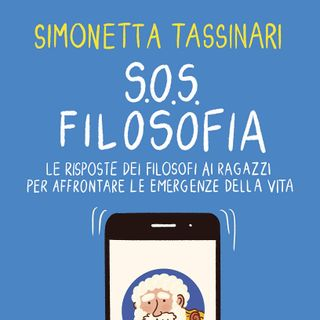 """Simonetta Tassinari """"S.O.S. Filosofia"""""""