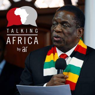 #66: Alex Magaisa - Zimbabwe after Mugabe, plus ça change...