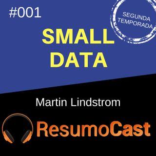 T2#001 Small Data | Martin Lindstrom