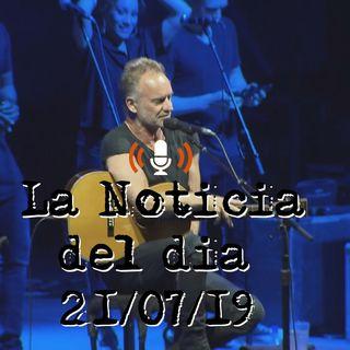 Un Sting recuperado ofrece un concierto 'más íntimo' en Cap Roig | LaNoticiaDelDia