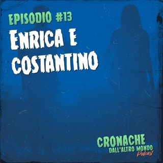 13. Enrica e Costantino