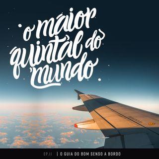 Comissários de bordo e aviões: tudo que você sempre quis saber | ep. 11