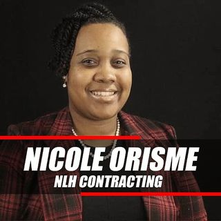 Not I Love You But I Hear You | Nicole Orisme - Minority Business Owner