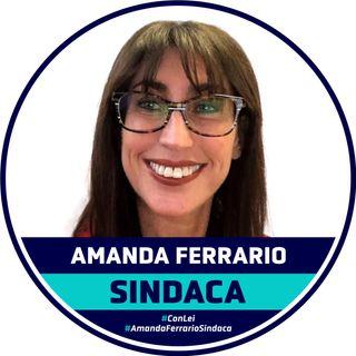 AMANDA FERRARIO per Busto Arsizio: green, scuola e tanto altro... PARTE 2