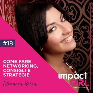 Come Fare Networking (anche se sei un inguaribile introverso), con Eleonora Rocca