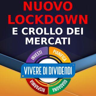 NUOVO LOCKDOWN E CROLLO DEI MERCATI   COME PROTEGGERE IL PORTAFOGLIO