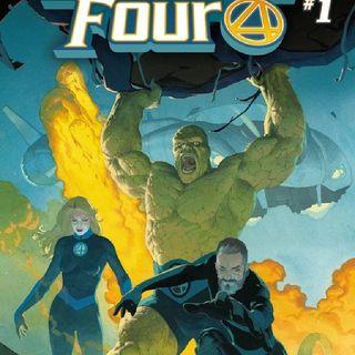Puntata 1 - Domanda Alla Marvel: F4
