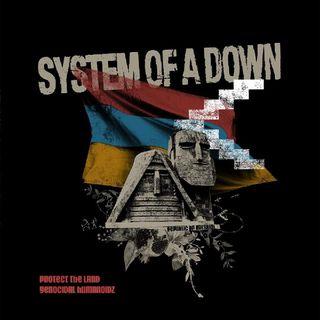 Rock Vibrations Podcast: Os novos singles do System Of A Down