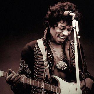 Diego Alverà racconta Jimi Hendrix