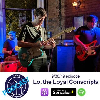 20190930 - Finalcore (Guests - Lo, the Loyal Conscripts)