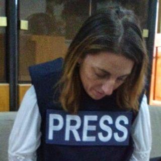 #1- Crónica, Entrevista y homenaje a Ana Alba-Condenadas en Gaza-Beatriz Lecumberri-