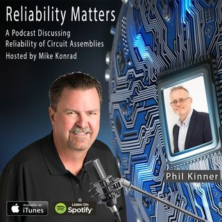 Episode 20- A Conversation with Conformal Coating Expert Phil Kinner