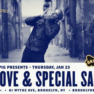 G. Love and Special Sauce Live at Brooklyn Bowl on 2020-01-23