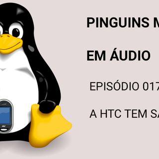 017 - A HTC tem salvação?
