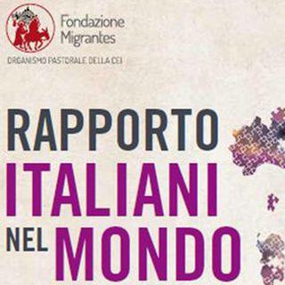 Un'Italia all'estero, 5,5 milioni hanno lasciato il Paese