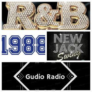 """DGratest Gudio Radio Presents : """"Funky, Fresh, FlashBack, Friday, R&B in 1988"""""""