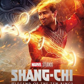 Damn You Hollywood: Shang-Chi and the Legend of the Ten Rings