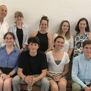 Bursting a media bubble:  unique summer reporting project linking WVU-GW comms students
