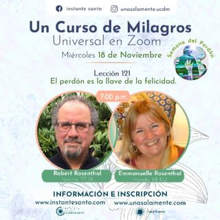 El Perdon con el Dr. Bob Rosenthal y su Esposa Emmanuelle ❤️