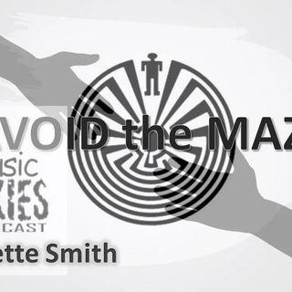 Avoid the Maze_Annette Smith_Music Junkies_10_6_21 Podmatch.com
