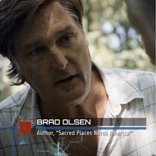 Brad Olsen ~ Antartica ~ 04/09/19 ~ Janet Kira & Dr. Sasha Alex Lessin ~