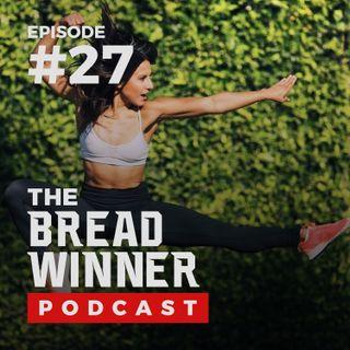 Dr. Jen Esquer || Episode #27 ||The BreadWinner Podcast ft. Tyler Harris