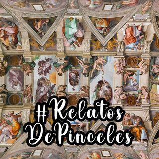 Así pintó Miguel Ángel el techo de la Capilla Sixtina