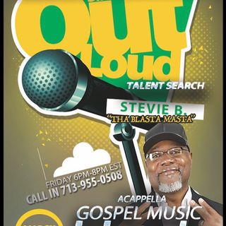 Stevie B's Acappella Gospel Music Blast - (Episode 45)