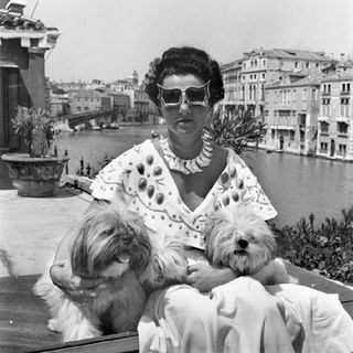 Un Quarto D'arte#4-Peggy Guggenheim