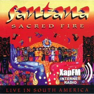 Santana - Sacred Fire LIVE in So. America