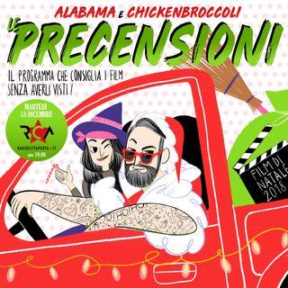 LE PRECENSIONI • S3E01 • Film di Natale 2018