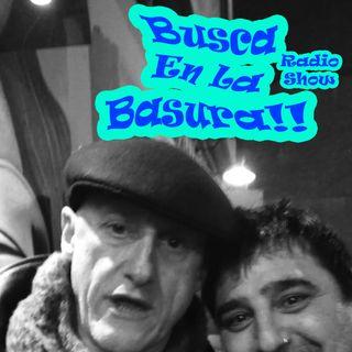 JORGE ILEGAL ILEGALES. # 10. Saludos a BUSCA EN LA BASURA!! Radioshow (10-02-2019).