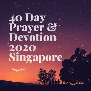 Day 1.40 Day Prayer