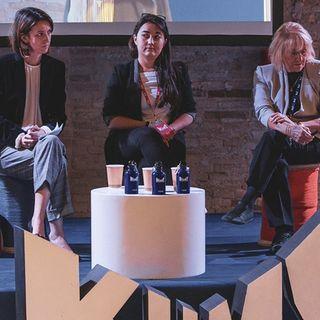 Monica Grigio + Tullia Penna + Natascia Ranieri   Desiderio e Generatività   KUM19