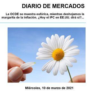 DIARIO DE MERCADOS Miércoles 10 Marzo