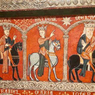 Epifanía del Señor. Los Santos Reyes: Melchor, Gaspar y Baltasar