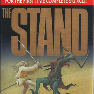 Ep 115 - The Stand. The book and upcoming show