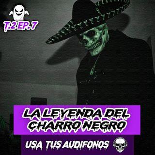 LA LEYENDA DEL CHARRO NEGRO en 8D - ¡Usa tus Audífonos!
